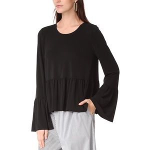 Elizabeth and James • Fenton Flare Sleeve Top